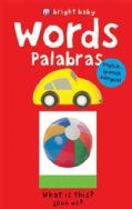Bright Baby Words/Palabras (Board book)