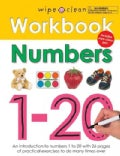 Wipe Clean Workbook Numbers 1-20 (Spiral bound)