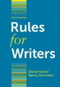 Rules for Writers (Spiral bound)