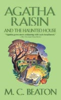 Agatha Raisin and the Haunted House (Paperback)