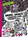 Ghoul Spirit: A Monster High Doodle Book (Paperback)