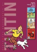 Adventures of Tintin: Tintin in America/Cigars of the Pharaoh/the Blue Lotus (Hardcover)