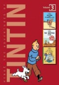 The Adventures of Tintin: The Crab With the Golden Claws/the Shooting Star/the Secret of the Unicorn (Hardcover)