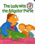 The Lady With the Alligator Purse (Board book)