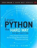 Learn Python the Hard Way (Paperback)
