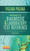 Mosby's Diagnostic and Laboratory Test Reference (Paperback)