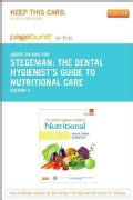 The Dental Hygienist's Guide to Nutritional Care Pageburst E-book on Kno Retail Access Card (Other merchandise)