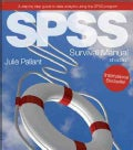 SPSS Survival Manual: A Step by Step Guide to Data Analysis Using SPSS (Spiral bound)