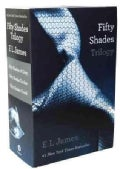 Fifty Shades Trilogy: Fifty Shades of Grey, Fifty Shades Darker, Fifty Shades Freed (Paperback)