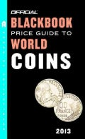 The Official Price Guide to World Coins 2013 (Paperback)