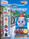 Christmastime With Thomas! (Paperback)