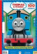 Thomas` Giant Coloring Book