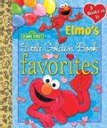 Elmo's Little Golden Book Favorites (Hardcover)
