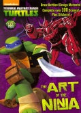 The Art of the Ninja Doodle Book (Paperback)