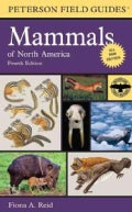 A Field Guide to Mammals of North America (Paperback)