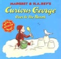 Curious George Goes to the Beach (Paperback)