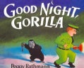 Good Night, Gorilla: Oversized (Board book)