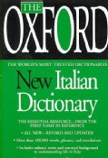 The Oxford New Italian Dictionary: Italian-english / English-italian / Italiano-inglese / Inglese-italiano (Paperback)