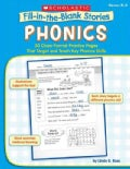 Phonics: 50 Cloze-Format Practice Pages That Target and Teach Key Phonics Skills (Paperback)