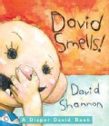 David Smells! (Board book)