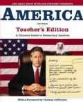 America, the Book: A Citizen&#39;s Guide to Democracy Inaction: With a Foreword by Thomas Jefferson (Paperback)