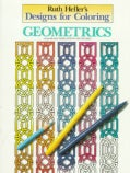 Ruth Heller's Designs for Coloring Geometrics (Paperback)