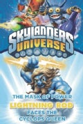 The Mask of Power Lightning Rod Faces the Cyclops Queen (Paperback)
