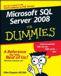 Microsoft SQL Server 2008 For Dummies (Paperback)