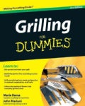 Grilling for Dummies (Paperback)