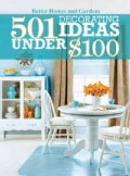 501 Decorating Ideas Under $100 (Paperback)
