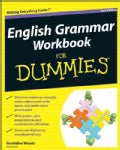 English Grammar Workbook for Dummies (Paperback)