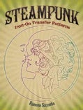 Steampunk Iron-on Transfer Patterns (Paperback)