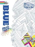 Colortwist - Blue Coloring Book (Paperback)