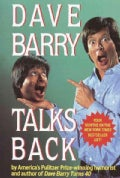 Dave Barry Talks Back (Paperback)