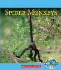 Spider Monkeys (Hardcover)