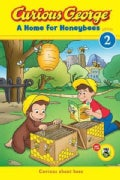 Curious George A Home for Honeybees (Paperback)