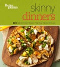 Better Homes and Gardens Skinny Dinners (Paperback)