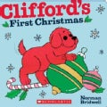 Clifford's First Christmas (Board book)
