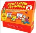 First Little Readers: Guided Reading Level A: A Big Collection of Just-Right Leveled Books for Beginning Readers (Paperback)