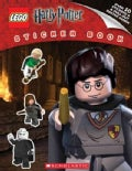 Lego Harry Potter Sticker Book (Paperback)