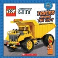 Trucks Around the City (Board book)