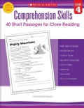 Comprehensive Skills: 40 Short Passages for Close Reading, Grade 4 (Paperback)
