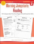 Morning Jumpstarts: Reading, Grade 2: 100 Independent Practice Pages to Build Essential Skills (Paperback)