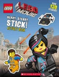 The Lego Movie Sticker Storybook (Paperback)