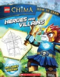How to Draw: Heroes and Villains