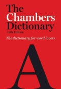 The Chambers Dictionary (Hardcover)