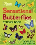 Sensational Butterflies Sticker Book (Paperback)