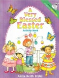 A Very Blessed Easter: Activity Book (Paperback)