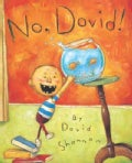 No, David! (Hardcover)