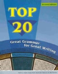 Top 20 Great Grammar for Great Writing (Paperback)